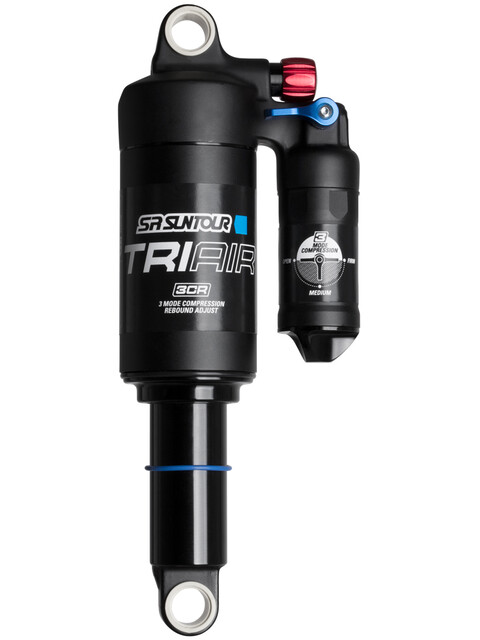SR Suntour RS18 TRIAIR 3CR Rear Shock 230 x 65mm Metric black
